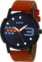 Matrix WCH-164 ADAM Analog Watch  - For Men