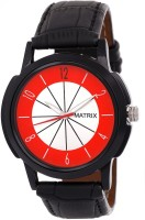 Matrix WCH-143-RD Analog Watch  - For Men