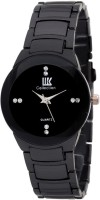 IIK Collection Black- 11 Watch - For Women