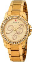 Swiss Trend ST2227 Blond Exclusive Analog Watch For Girls