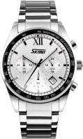 Skmei GMARKS-6909-WHITE Sports Analog Watch For Unisex