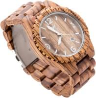 Woodin Analog Watch  - For Men & Women