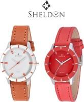 Sheldon Analog Watch  - For Women