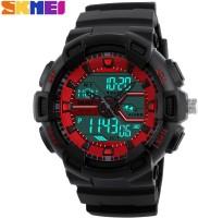 Skmei GMARKS-9811-RED  Analog-Digital Watch For Unisex
