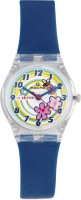 Maxima 04428PPKW Fiber Analog Watch For Kids