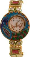 Sanaya SW127  Analog Watch For Girls