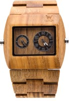 Woodin Analog Watch  - For Men
