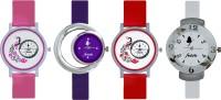 Ecbatic Ecbatic Watch Designer Rich Look Best Qulity Branded1240 Watch  - For Women