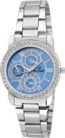Dezine DZ-LR095-BLU-CH  Analog Watch For Girls