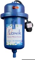 Lonik 1 L Instant Water Geyser (LTPL-7060, Blue, Black)