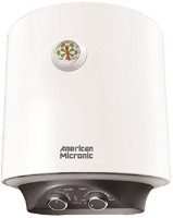 View American Micronic 15 L Storage Water Geyser(White, AMI-WHM3-15LDx) Home Appliances Price Online(American Micronic)