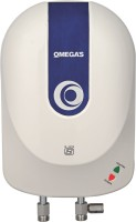 View Omega 1 L Instant Water Geyser(Ivory, 1 Ltr Hotbond Plus) Home Appliances Price Online(Omega)