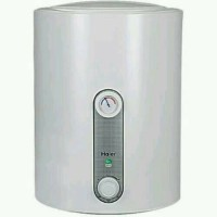 View Haier 15 L Storage Water Geyser(White, ES15-E1 (H)) Home Appliances Price Online(Haier)