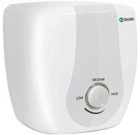 Ao Smith 10 L Storage Water Geyser (Sas, White, Silver)