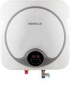 HAVELLS 15 L Storage Water Geyser (GHWEQDTWG015, White, Grey)