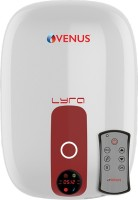 View Venus 25 L Storage Water Geyser(Multicolor, lyra digital 25ltr 025rd white/WINERED) Home Appliances Price Online(Venus)