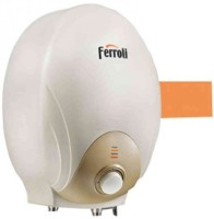 View Ferroli 3 L Instant Water Geyser(Ivory, Mito) Home Appliances Price Online(Ferroli)