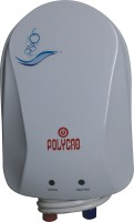 View Polycab 1 L Instant Water Geyser(White, Eterna) Home Appliances Price Online(Polycab)