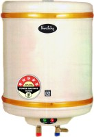 View Kwality 10 L Storage Water Geyser(Ivory, Steely) Home Appliances Price Online(Kwality)