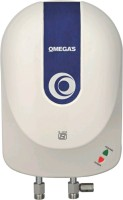 View Omega 1 L Instant Water Geyser(ivory, hot bond plus) Home Appliances Price Online(Omega)