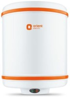 View Orient 15 L Storage Water Geyser(White, AQUA) Home Appliances Price Online(Orient Electric)