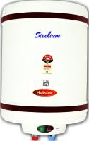 Hotstar 10 L Storage Water Geyser (Steelium, White)