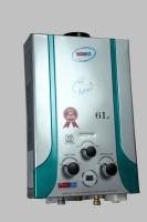 View POWERJET 6 L Gas Water Geyser(White, PMZ) Home Appliances Price Online(POWERJET)