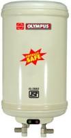 View Olympus 6 L Storage Water Geyser(White, Delux) Home Appliances Price Online(Olympus)