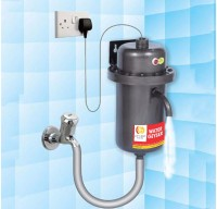 View Kirti Group 1 L Instant Water Geyser(Dark Gray, KH 1809R) Home Appliances Price Online(Kirti Group)
