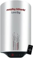 Morphy Richards 15 L Storage Water Geyser (Lavo Digital with Remote - Digi, White)