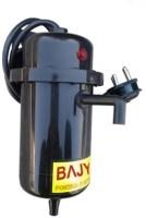 View Bajya 1 L Instant Water Geyser(Silver, Black, Bio) Home Appliances Price Online(Bajya)