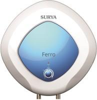 View Surya 15 L Storage Water Geyser(White, Ferro 25) Home Appliances Price Online(Surya)