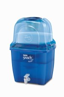 View Tata Swach Smart Saphire 14 L Gravity Based Water Purifier(Blue) Home Appliances Price Online(Tata Swach)