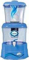 View Florentine Homes Mineral Pot Designer��s Choice - Clair 12 L Gravity Based Water Purifier(Blue) Home Appliances Price Online(Florentine Homes)