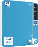 View Tata Swach Viva Silver UV + UF 6 L UV + UF Water Purifier(Blue) Home Appliances Price Online(Tata Swach)