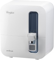 View Whirlpool Purafresh 6 L RO Water Purifier(White) Home Appliances Price Online(Whirlpool)