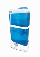 View Tata Swach Cristella 18 L Gravity Based Water Purifier(Blue) Home Appliances Price Online(Tata Swach)
