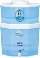 Kent Gold Star 22 L Gravity Based Water Purifier(White & Blue)