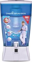 View Livpure Brahma Offline (Non Electric water Puifire) 16 L Gravity Based Water Purifier(Blue) Home Appliances Price Online(Livpure)
