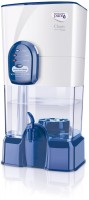 Pureit Classic 14 L Gravity Based Water Purifier(White and Blue)