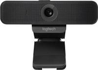 Logitech C925e HD webcam with 1080p video  Webcam(Black)