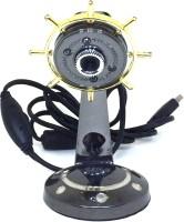 Shrih HD 38 Megapixels PC Mic  Webcam(Black)