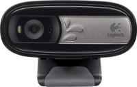 Logitech C-170-5MP-Black  Webcam(Black)