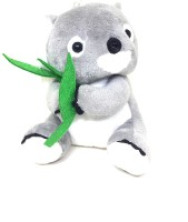 Shrih Plush Koala USB 2.0 HD 10M Camera  Webcam(Grey)