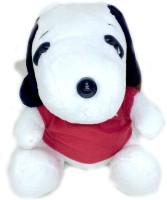 Shrih HD 10M Camera Plush Snoopy Doggy USB  Webcam(Red)