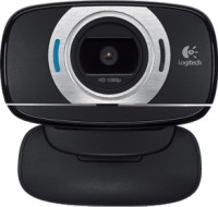 View Logitech HD Webcam C615 Laptop Accessories Price Online(Logitech)