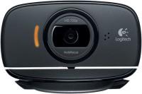 Logitech HD WEBCAM C525  Webcam(Black)
