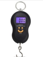 Ruby Handheld Digital Home Scale Weighing Scale(Black)