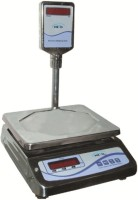Metis 30 Kg Steel Weighing Scale(Steel Grey)