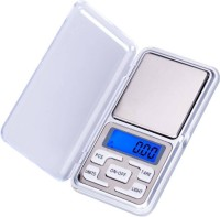 Sukot 1Gm - 200Gm Jewelry Diamond Stone Weigh Weighing Scale Pocket Scale Weighing Scale(Silver)